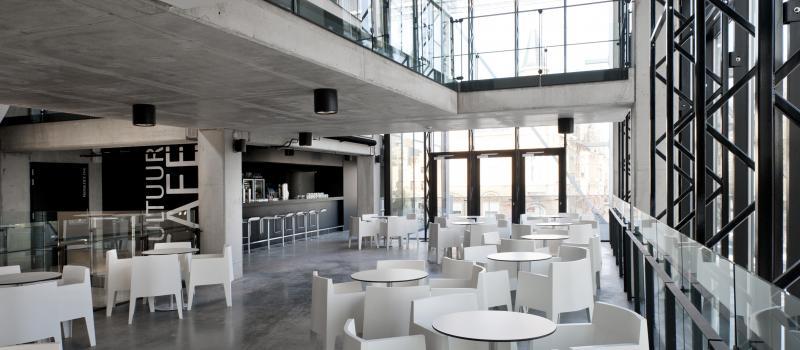 Cultuurcafé CC Ieper