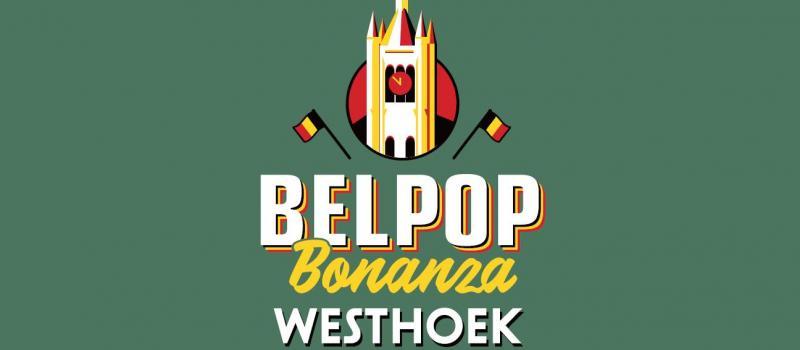 Logo Belpop Bonanza Westhoek