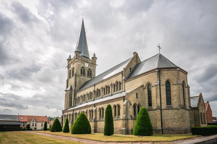 Sint-Medarduskerk Wijtschate