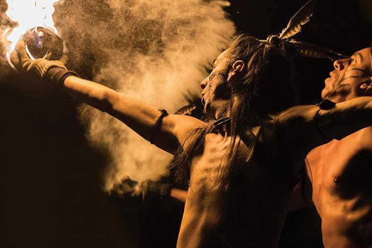 artiesten: Quetzalcoatl - gevleugelde stad