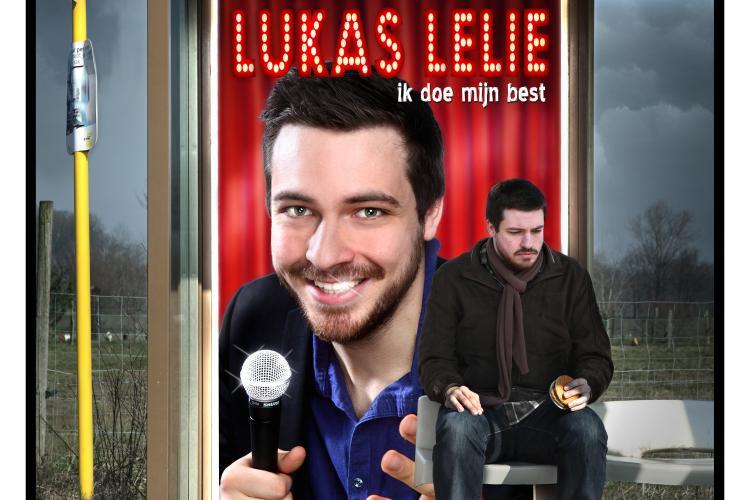 Lukas Lelie | Ik doe mijn best