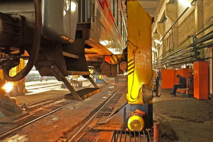 !FOTOGRAFIECIRCUIT! | Carl Oversteyns, De BAM-experience - de trein als teletijdmachine