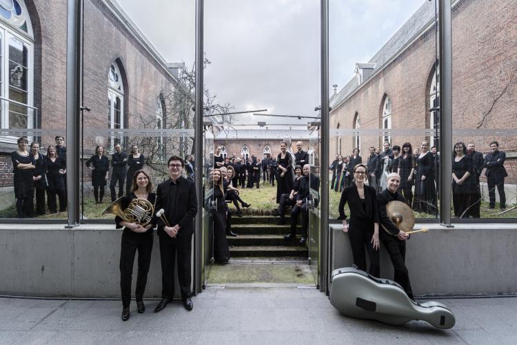 Symfonieorkest Vlaanderen | Vormingstraject Vioolconcerto Tjaikovski