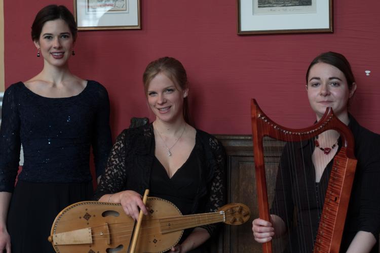 Westclassic | Ensemble Isabella: Fantasticke love