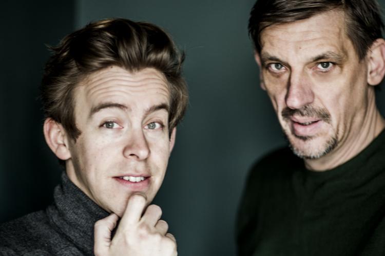 Jonas Van Geen & Peter Van den begin in concert