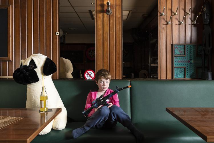 Boy - foto © Nick Hannes