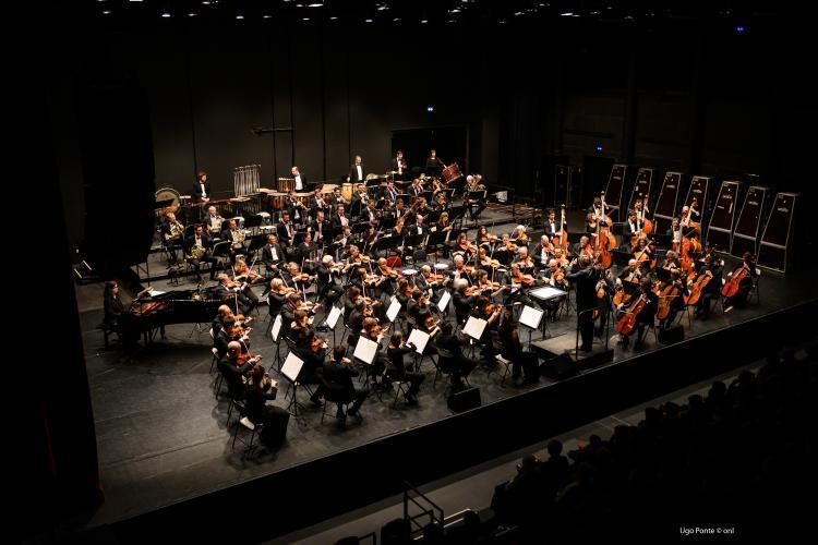 Orchestre National de Lille - Foto © Ugo Ponte