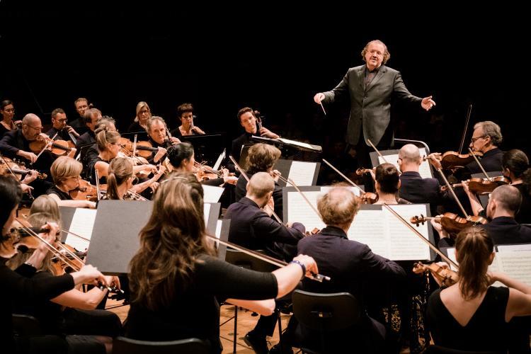 Brussels Philharmonic - foto © Wouter Van Vaerenbergh