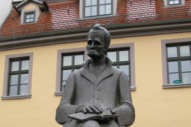 Nietzsche - geen copyright