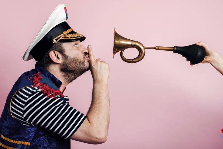 Kapitein Winokio - Foto © Damon De Backer