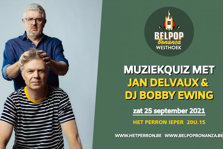 Muziekquiz - Belpop Bonanza Westhoek