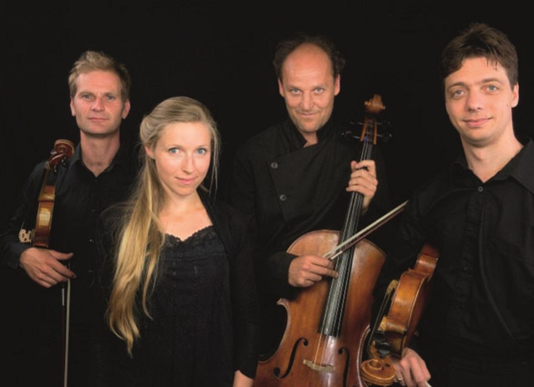 Drie meesterwerken taurus quartet cc het perron ieper