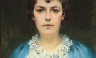 'Zelfportret' Louise Dehem