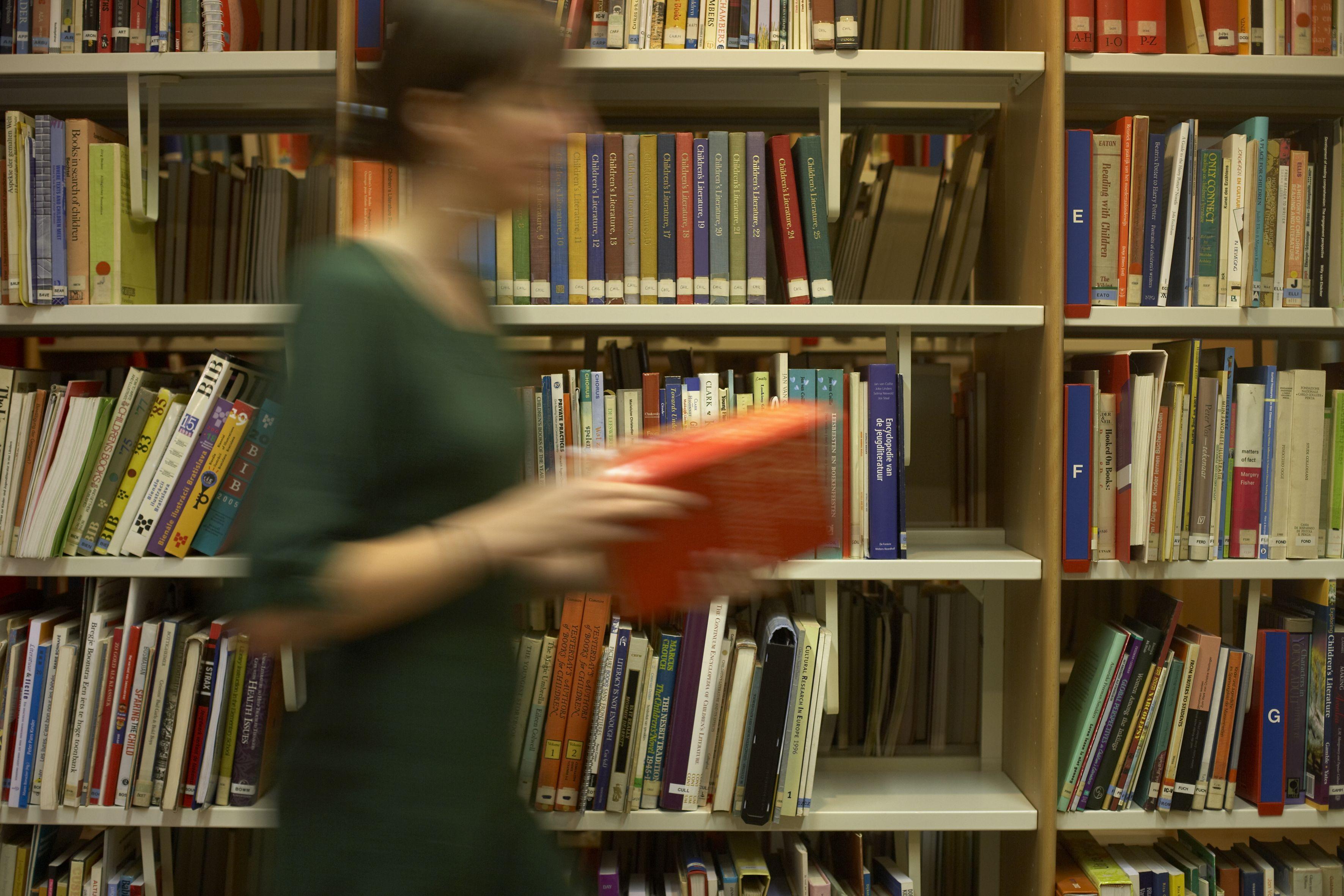 Vakbibliotheek Iedereen Leest