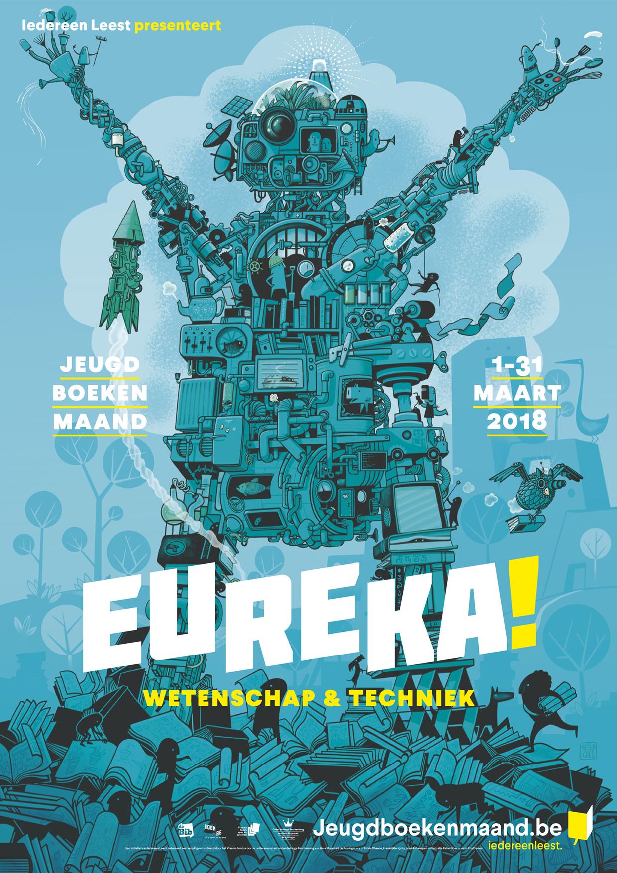 Eureka! Wetenschap & Techniek