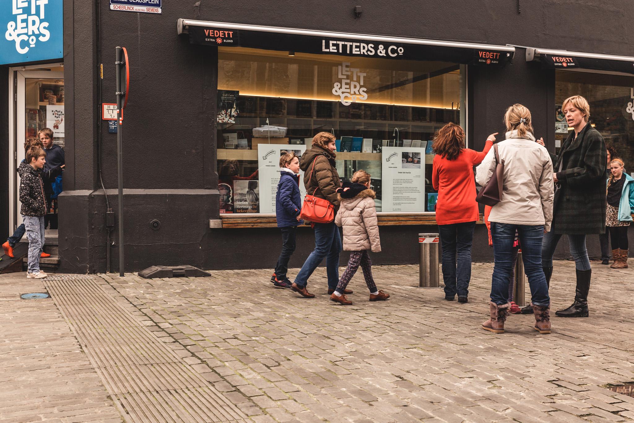 Boekhandel Letters & Co