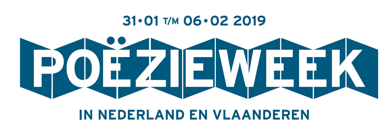 Logo Poëzieweek 2019
