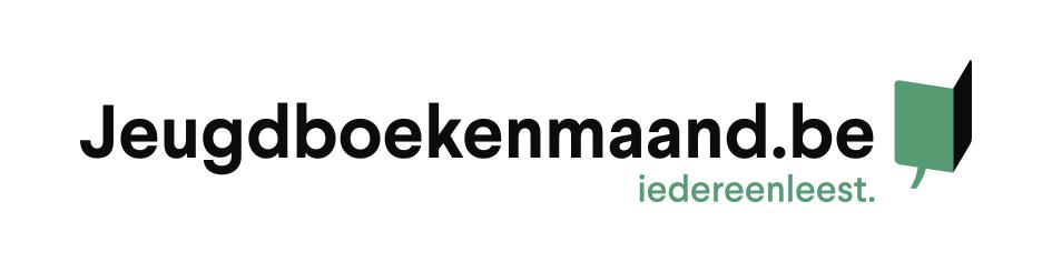 Logo Jeugdboekenmaand