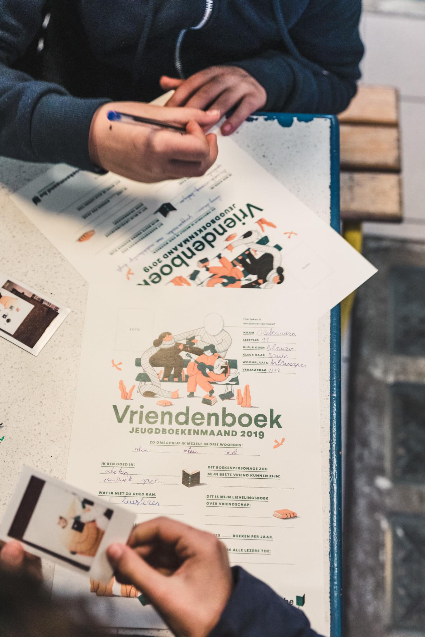 Boeken Vrienden Voor Altijd Iedereen Leest