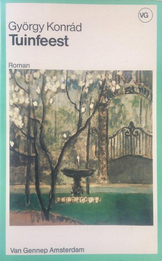 'Het tuinfeest' - György Konrád