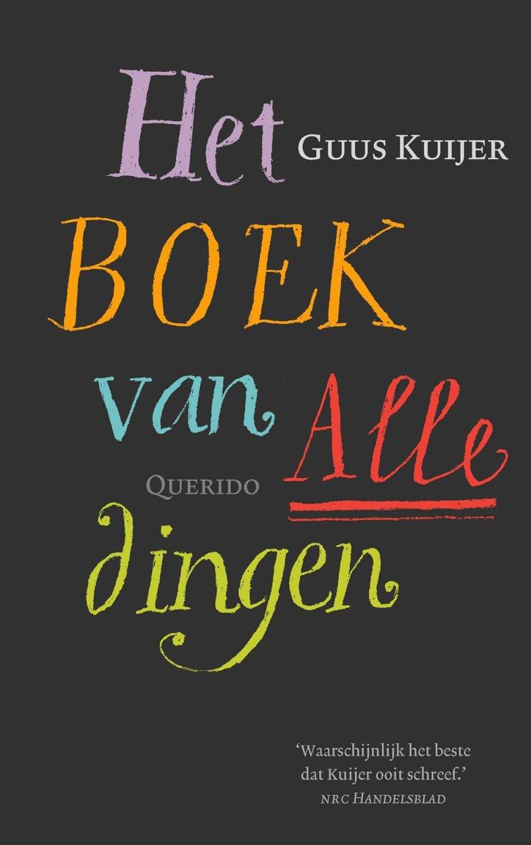 Guus Kuijer - 'Het boek van alle dingen'