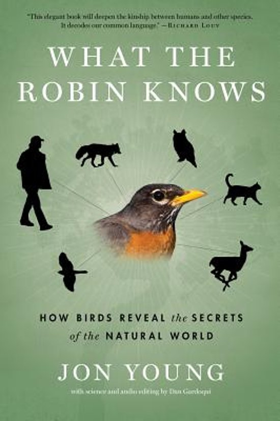 'What the Robin Knows' – Jon Young