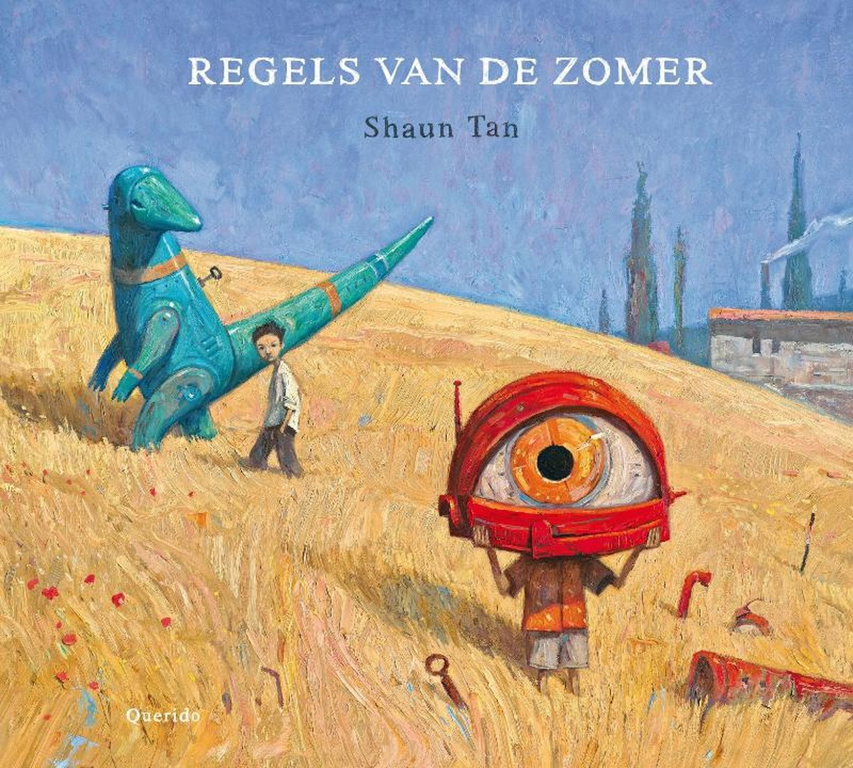 'Regels van de zomer' - Shaun Tan