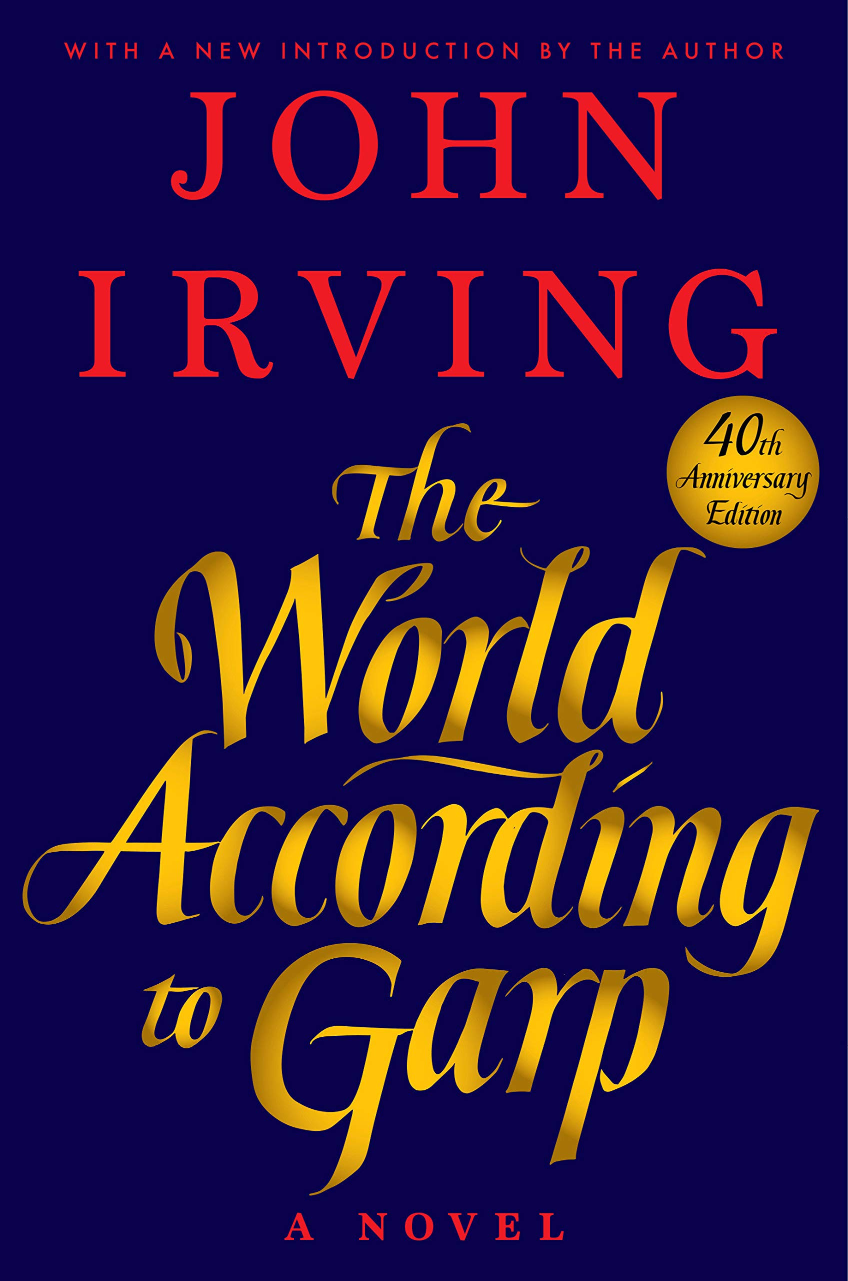 'The World According to Garp' – John Irving