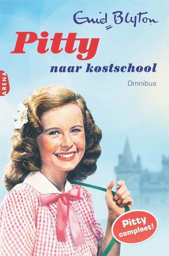 'Pitty naar kostschool' – Enid Blyton