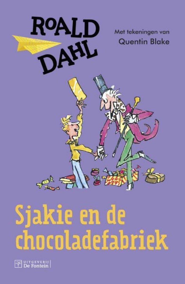 'Sjakie en de chocoladefabriek' – Roald Dahl