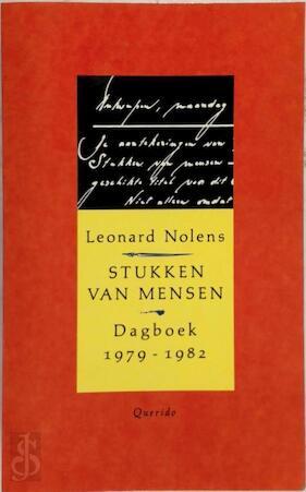 'Stukken van mensen' - Leonard Nolens