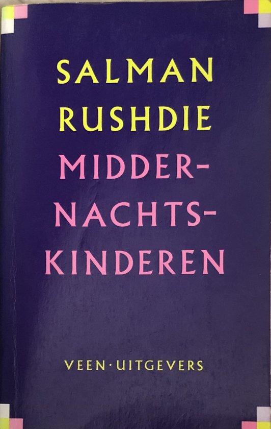 'Middernachtskinderen' - Salman Rushdie