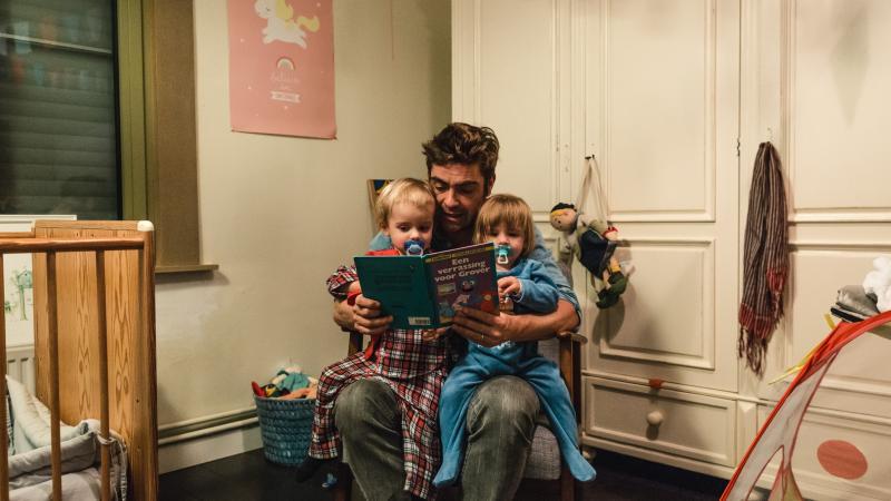 Pedro Elias en zijn kinderen