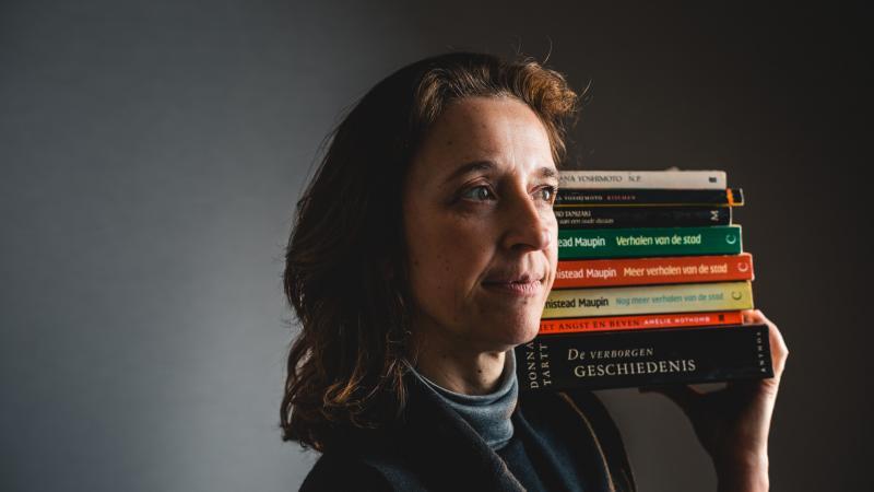 portret van Lies Scheerlink