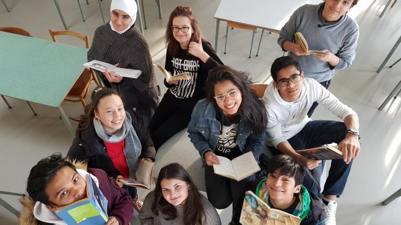 Meertaligheid op school