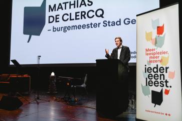 Burgemeester van Gent, Mathias De Clercq