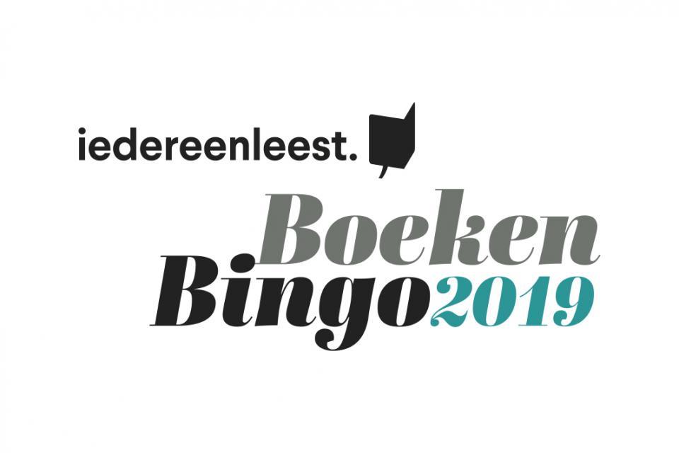 Logo Boekenbingo 2019