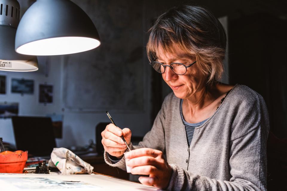 Anne Brouillard