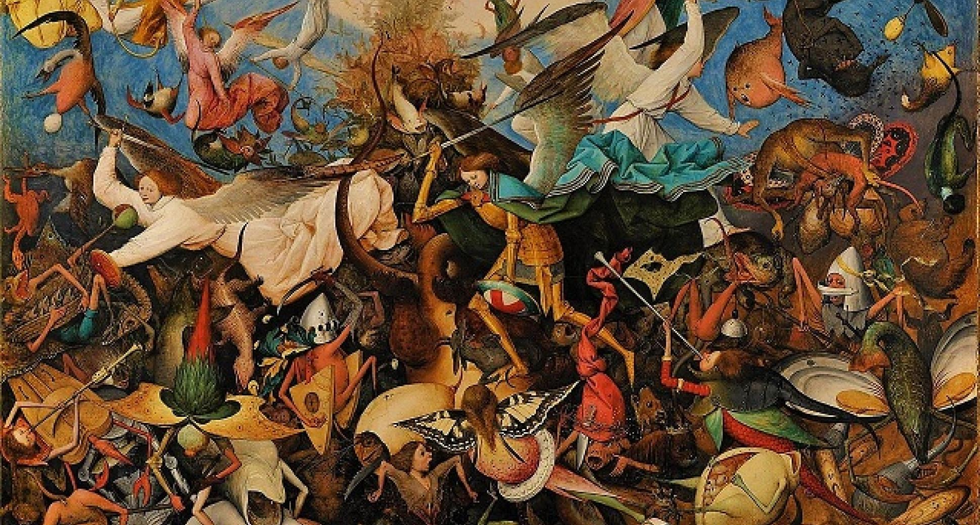 De Tweede Jeroen Bosch Heette Bruegel Jeugd Cultuur En