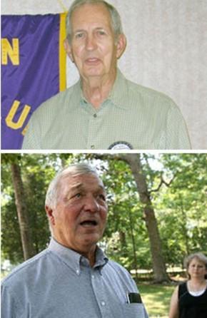 Lyon jr. (geboren in 1924) en Harrison (geboren in 1928)… leven nog steeds