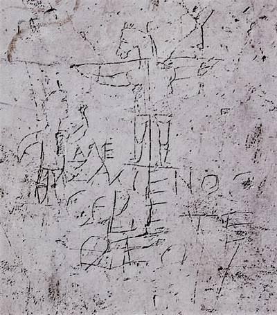 De Alexamenos graffito