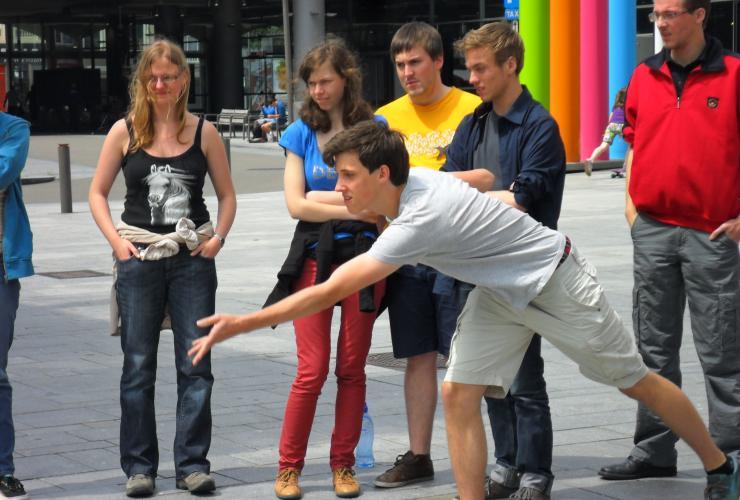 Vormingstweedaagse Antwerpen begin juli