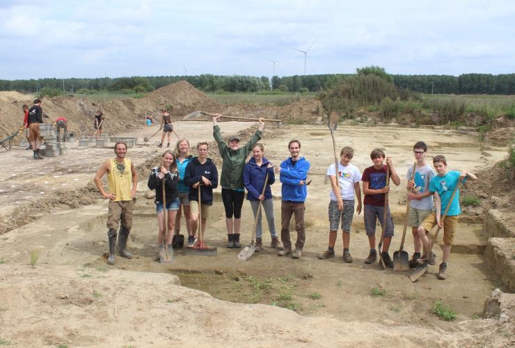 archeologiekamp