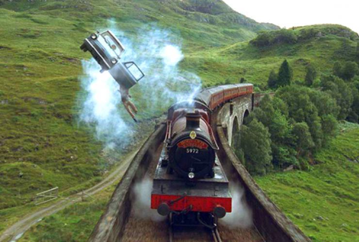 Magische trein