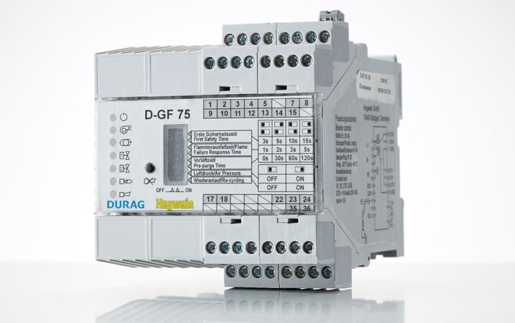D-GF75 brandersturing