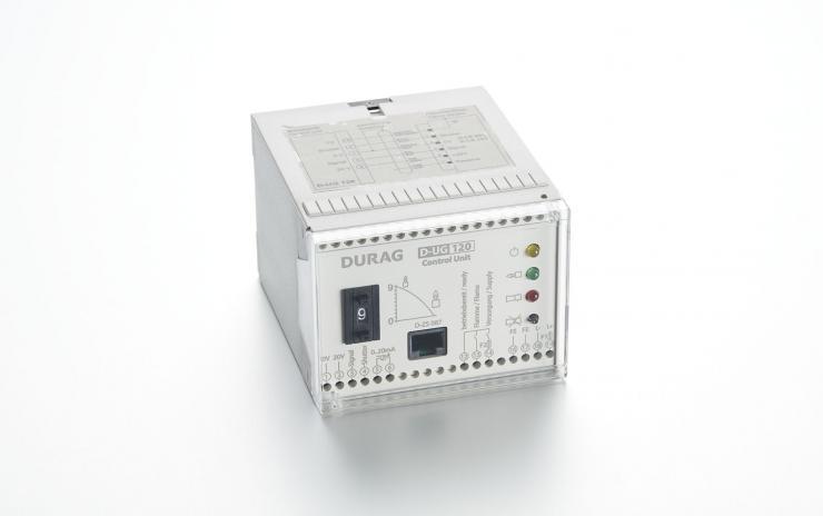 D-G120 branderbewakingseenheid
