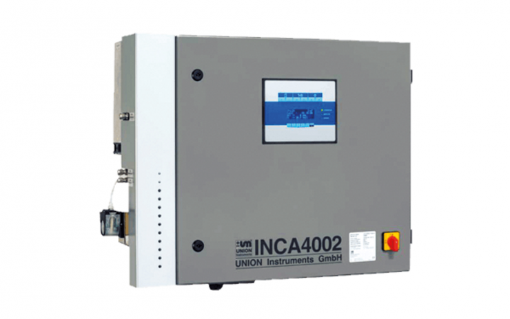 Union Instruments Inca biogasanalyser