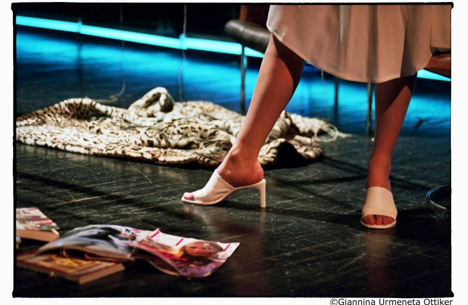 Who's Afraid of Viriginia Woolf - Cie de KOE - © Giannina Urmeneta Ottiker