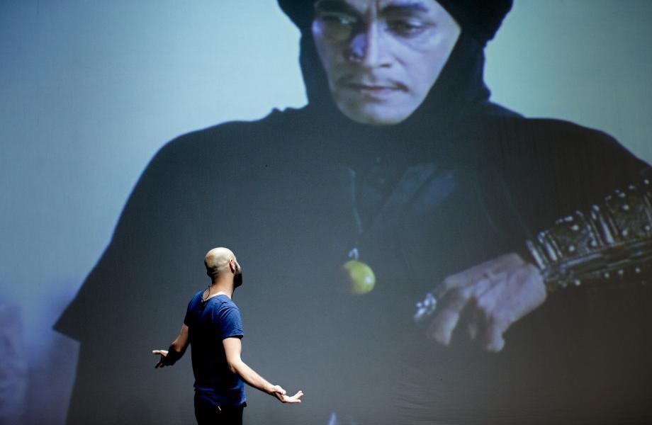 Bagdad - Enkidu Khaled & Chris Keulemans © Koen Broos