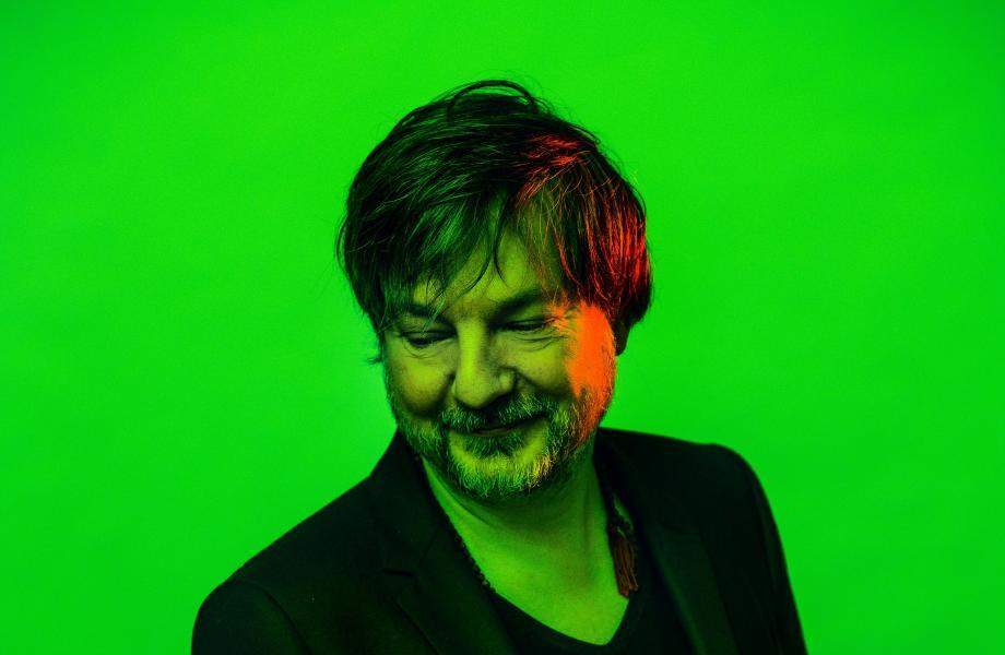 Portret van Dré Pallemaerts